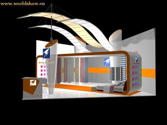 个性展台展示设计搭建作品欣赏 - 中国展览设计网|国外展台搭建|展览搭建|展位设计搭建|展台设计搭建|搭建公司|布展公司|美国搭建