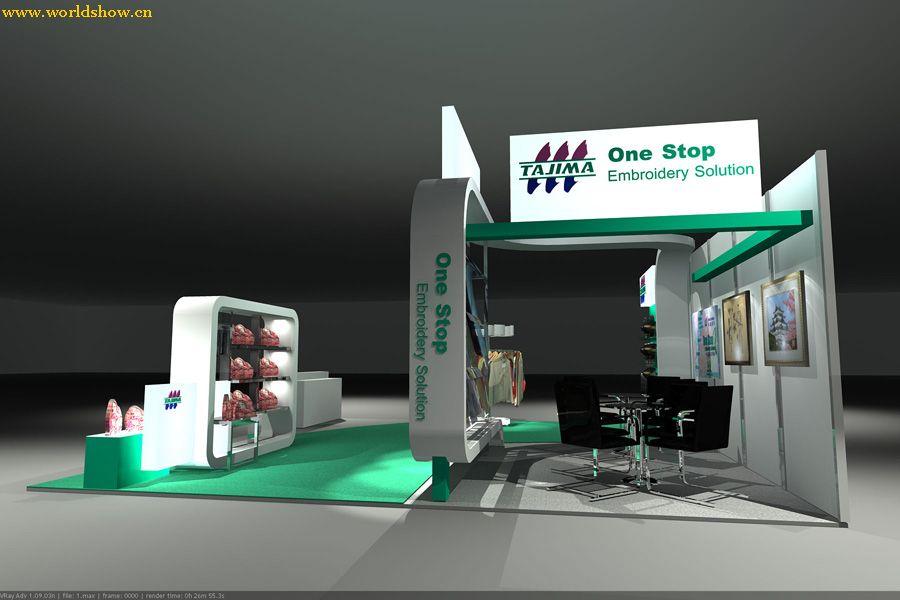中国展览设计网 国外展台搭建 展览搭建 展位设计搭建 展台设计搭建