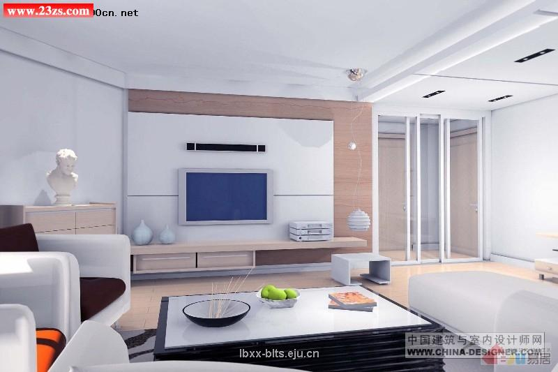 家庭室内装修装饰设计三维效果图