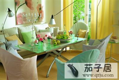 客厅田园风格装修效果图 - 中国展览设计网|国外展台