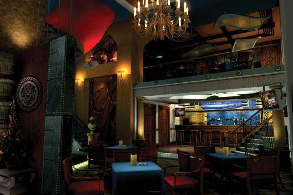 大型酒吧裝修效果圖設計裝修效果圖