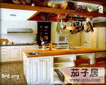 欧式厨柜图片