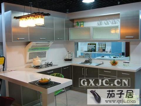 厨房装修效果图2
