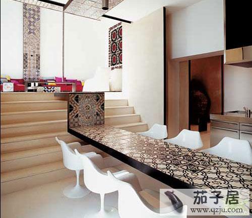 意大利滨水别墅室内设计