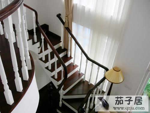 欧式楼梯家装效果图