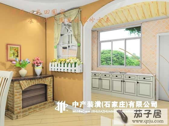 法式田园风格装修设计 - 中国展览设计网|国外展台