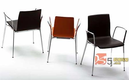 椅子设计图三视图草图展示