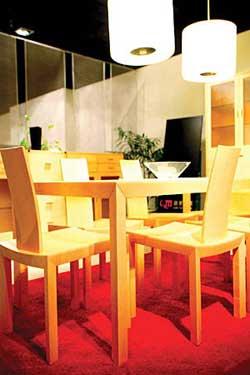 木制家具,丹麦设计最为经典