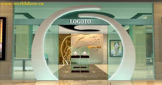 国外logoto展厅设计效果图欣赏