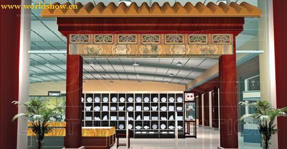 文明历史博物馆展厅设计效果图欣赏
