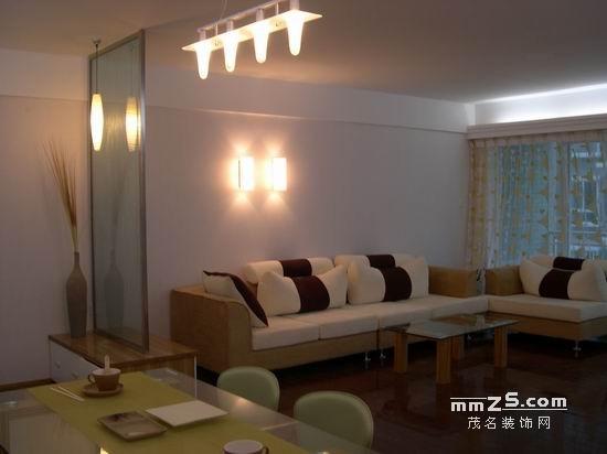 温馨简欧风情的室内装修效果图欣赏
