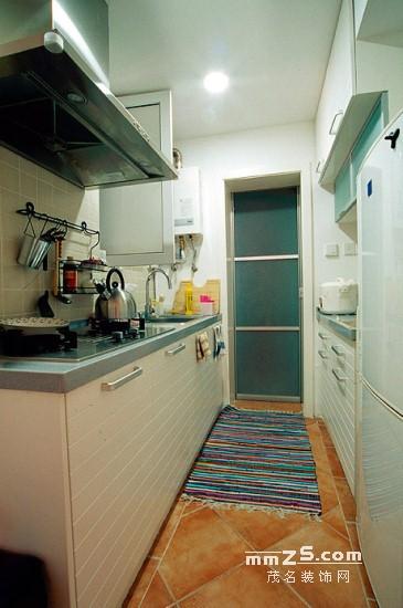 1房2廳的整套小戶型老房改造裝修效果圖(39張)
