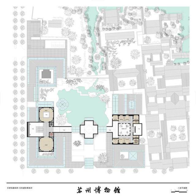 苏州博物馆新馆方案