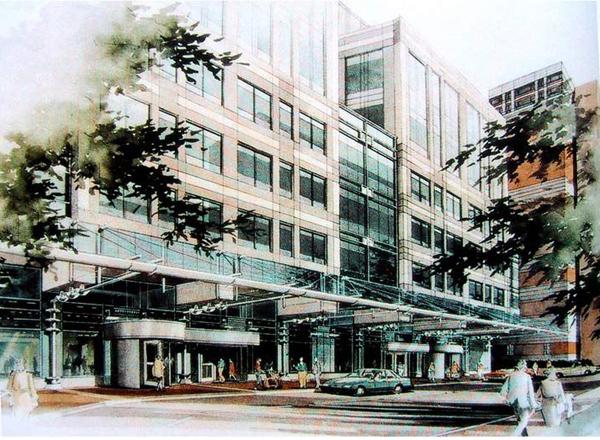 欧式建筑手绘 - 中国展览设计网|国外展台搭建|展览