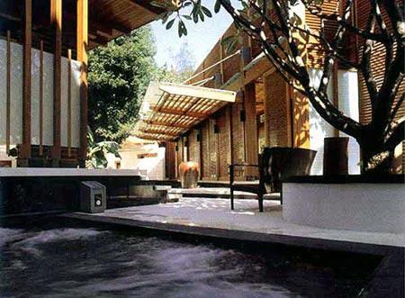 矩形欧式小庭院设计