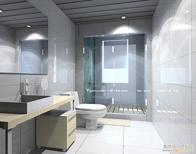 室内钢结构搭建卫生间施工