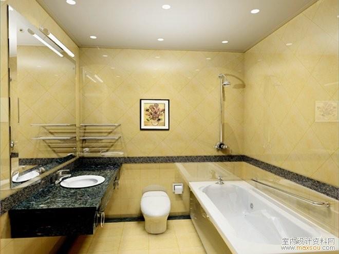 卫生间装修常识和效果图欣赏