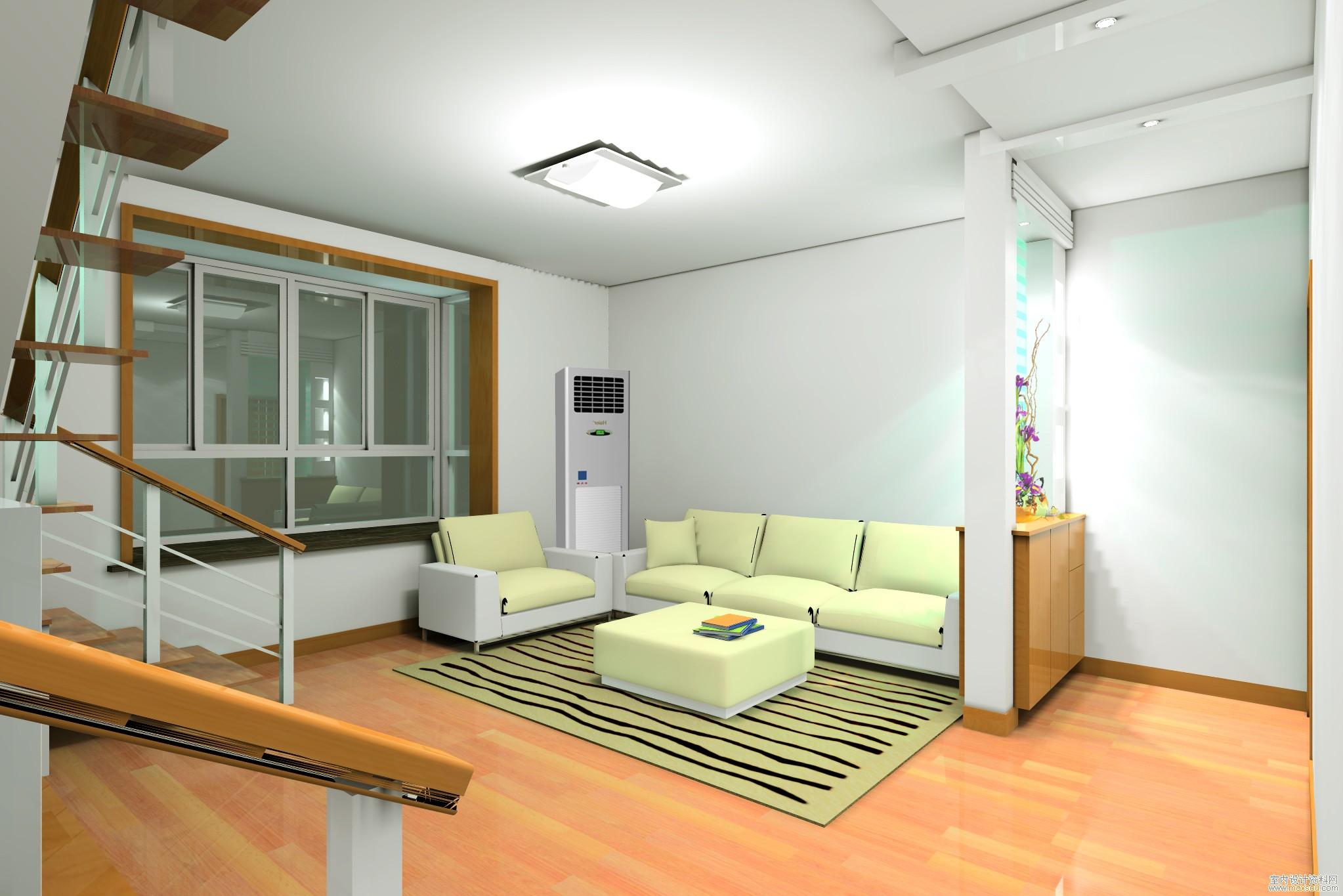 样板房:客厅装修效果图精选