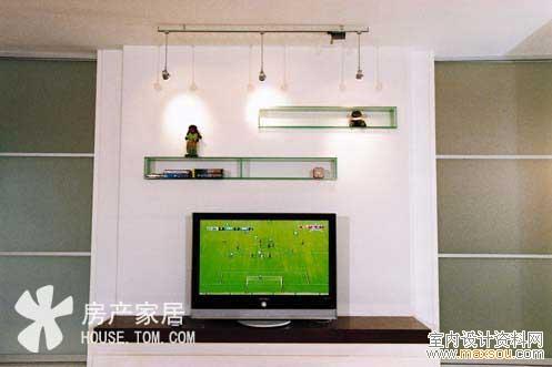 电视影视墙装修效果图
