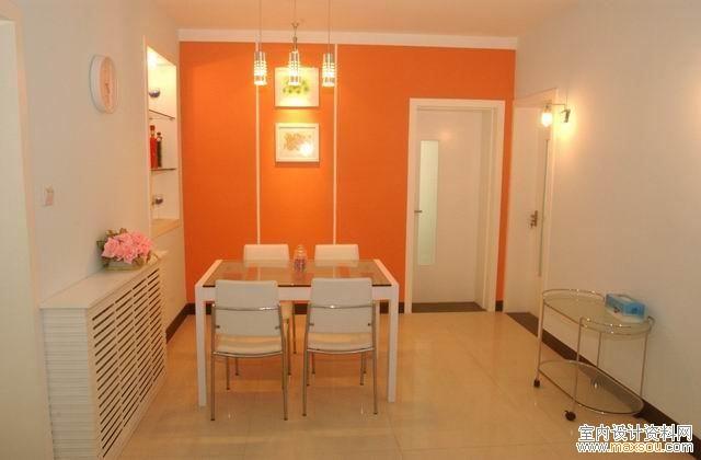装修效果图:120平方的三室两厅