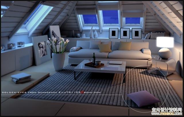 顶层阁楼装修效果图片集 - 中国展览设计网|国外展台搭建|展览搭建|展位设计搭建|展台设计搭建|搭建公司|布展公司|美国搭建