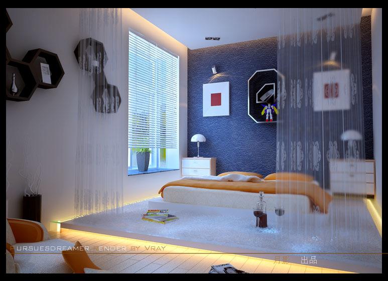 顶级室内效果图欣赏 - 中国展览设计网|国外展台搭建