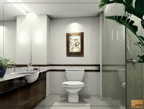 卫生间设计作品精选10 - 中国展览设计网|国外展台