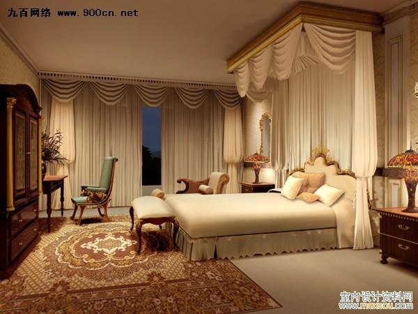 欧式风格的家庭装修效果图