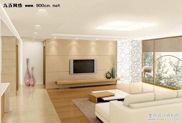 美观的韩国室内装修效果图