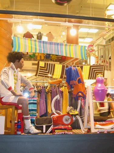 时尚服装店面装修风格一览