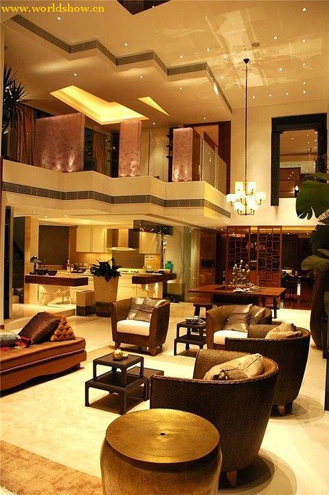 香港著名设计师作品之室内设计篇5