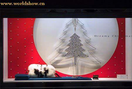 深圳橱窗展示设计系列效果图欣赏1