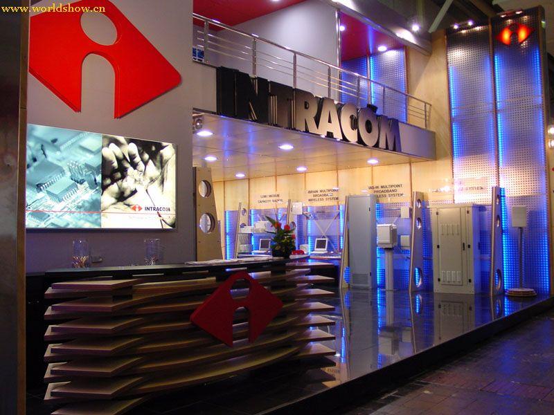 德国展览展台搭建设计效果图欣赏7