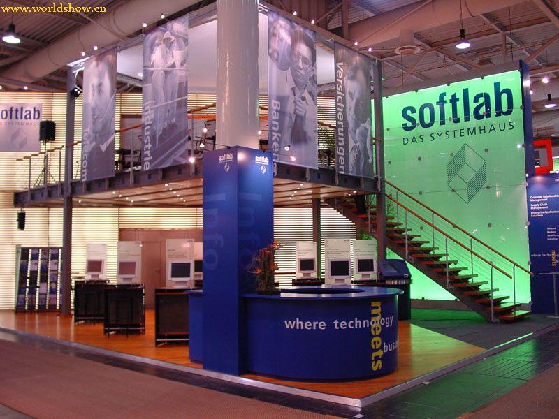 德国展览展台搭建设计效果图欣赏16