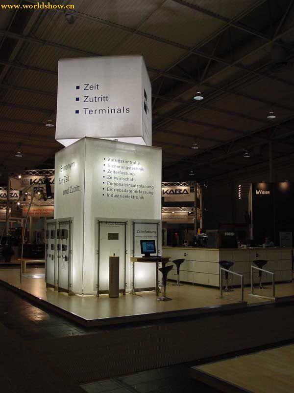 德国展览展台搭建设计效果图欣赏14