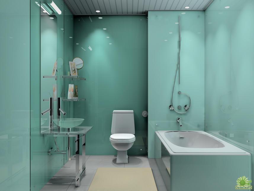 美国洗手间装修风格