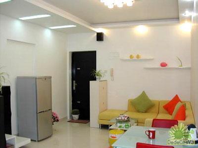 白色美居:客厅 - 中国展览设计网|国外展台搭建|展览