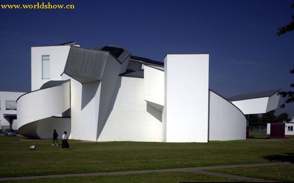 vitra家具博物馆设计欣赏