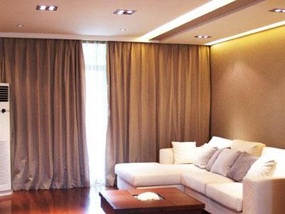 窗帘与家具搭配布置技巧