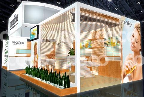 一组展台展示设计效果图欣赏1 - 中国展览设计网|国外
