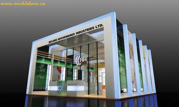 中国展览设计网 国外展台搭建 展览搭建 展位设计