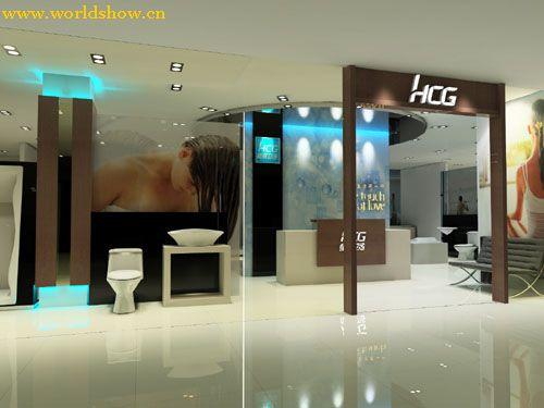 展厅展览设计制作效果图欣赏 - 中国展览设计网|国外