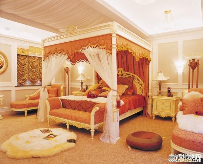 欧式室内装修设计欣赏