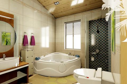 舒适的卫生间设计 - 中国展览设计网|国外展台搭建
