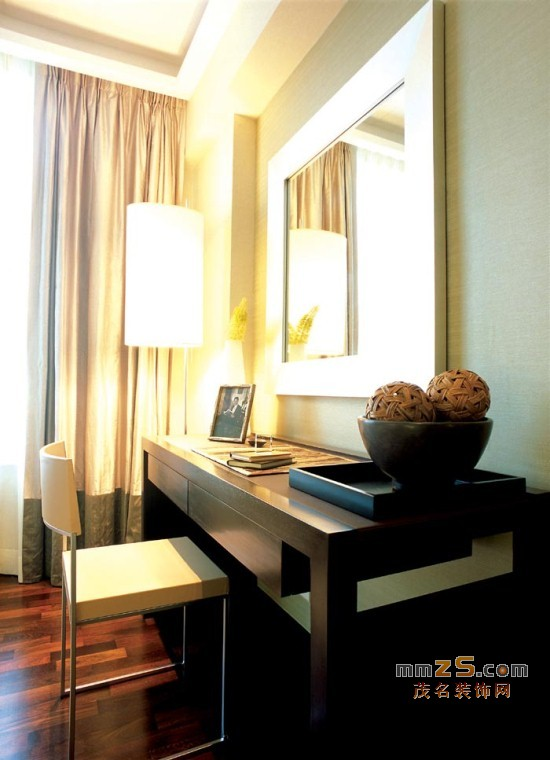 家庭居室装饰装修工程设计图纸展示