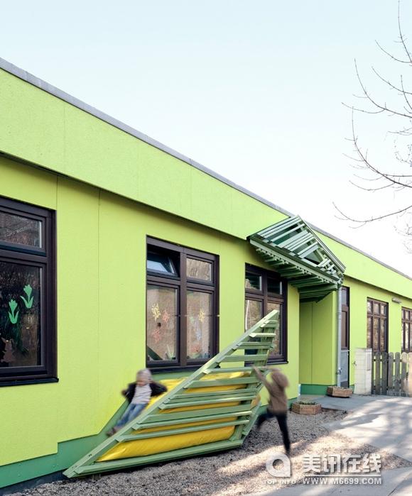 童话世界幼儿园 - 中国展览设计网|国外展台搭建