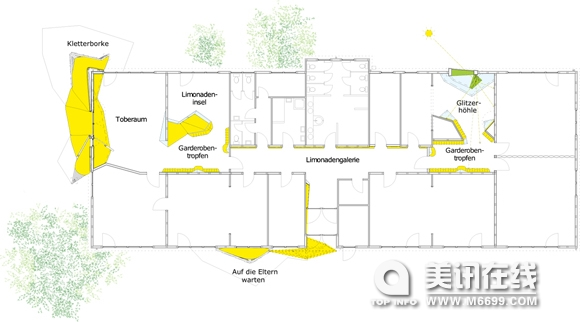 童话世界幼儿园 - 中国展览设计网|国外展台搭建|展览