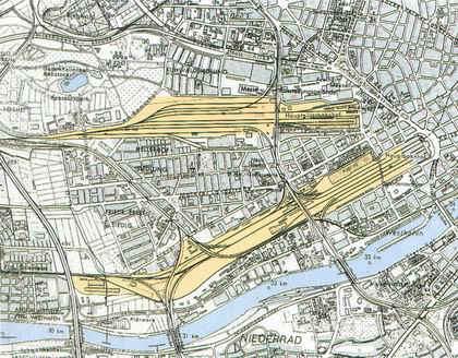 德国战前城市地图