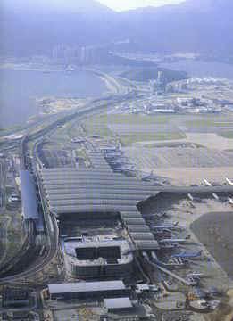 九龙和香港半岛