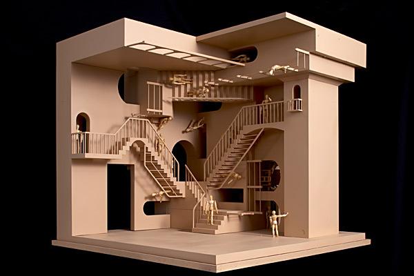 傅兴建筑模型设计效果图欣赏